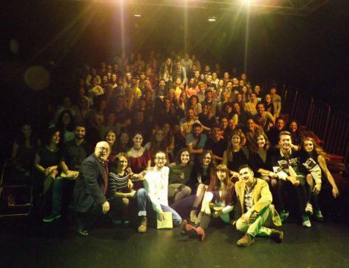 Lección inaugural del curso 2016-2017 a cargo de Álvaro Tato