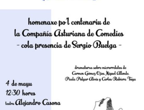 Día de les Lletres asturianes 2017