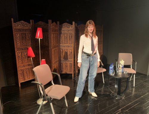 Angéle Metzger visita la ESAD